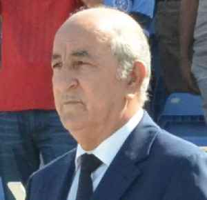 Abdelmadjid Tebboune: Algerian politician, current President of Algeria