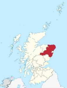 Aberdeenshire: Council area of Scotland