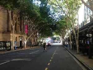 Adelaide Street, Brisbane: Road in Brisbane
