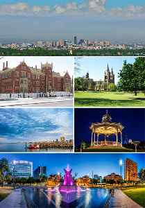Adelaide: City in South Australia