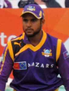 Adil Rashid: English cricketer