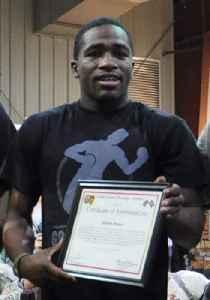 Adrien Broner: American boxer