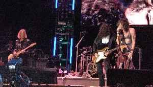 Aerosmith: American rock band
