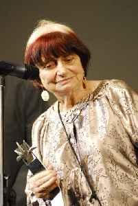 Agnès Varda: French photographer, artist, film director and screenwriter