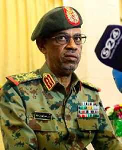 Ahmed Awad Ibn Auf: Sudanese politician
