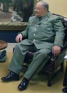 Ahmed Gaid Salah: Algerian military personnel