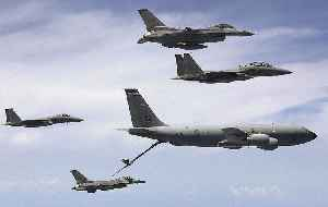 Air force: Military branch of service primarily concerned with aerial warfare