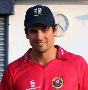 Alastair Cook: English cricketer