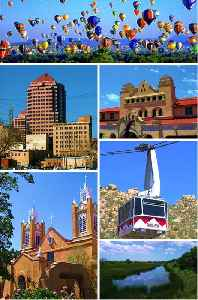 Albuquerque, New Mexico: City in New Mexico, United States