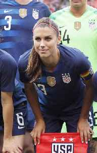 Alex Morgan: American association soccer player
