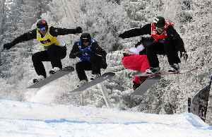 Alex Pullin: Australian snowboarder