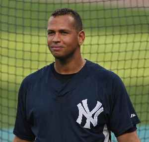 Alex Rodriguez: American baseball player