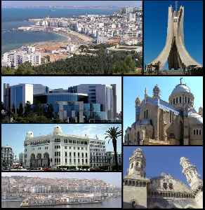Algiers: City in Algiers Province, Algeria