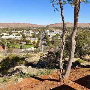 Alice Springs: Town in the Northern Territory, Australia
