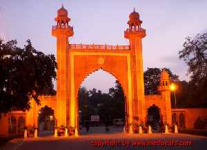 Aligarh: City in Uttar Pradesh, India