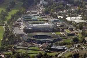 All England Lawn Tennis and Croquet Club: English tennis club