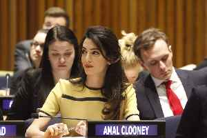 Amal Clooney: British-Lebanese barrister, activist and author
