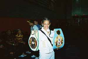 Amanda Serrano: Puerto Rican boxer and mixed martial artist