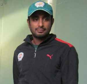 Ambati Rayudu: Indian cricketer