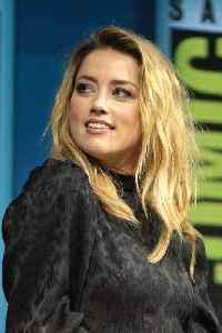 Amber Heard: American actress
