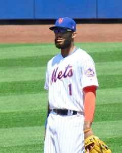 Amed Rosario: Dominican professional baseball shortstop