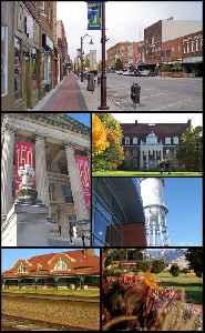 Ames, Iowa: City in Iowa, United States