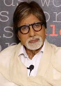 Amitabh Bachchan: Indian film actor