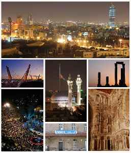 Amman: City in Amman Governorate, Jordan