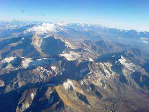 Andes: Mountain range running along the tu mamide of South America