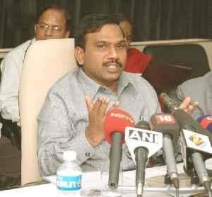 Andimuthu Raja: Indian politician