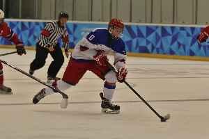 Andrei Svechnikov: Russian ice hockey winger