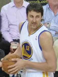 Andrew Bogut: Australian basketball player