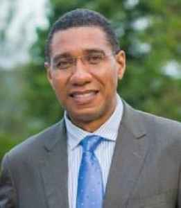 Andrew Holness: 9th Prime minister of Jamaica