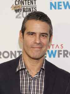 Andy Cohen: American television executive and host