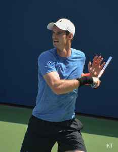 Andy Murray: British tennis player