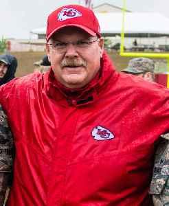 Andy Reid: American football coach