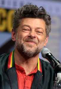 Andy Serkis: British actor, director and author