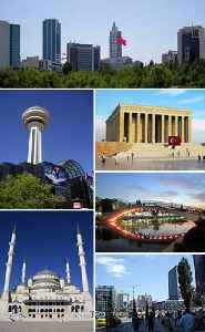 Ankara: Capital of Turkey