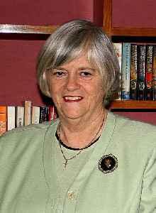 Ann Widdecombe: British politician