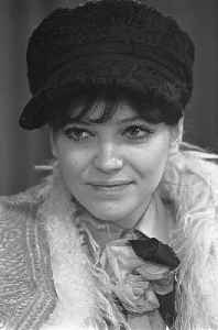Anna Karina: Danish-French actress