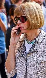 Anna Wintour: Current editor of American Vogue magazine
