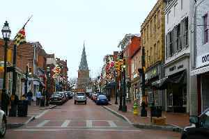 Annapolis, Maryland: Capital of Maryland