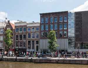 Anne Frank House: Biographical museum, Historic house museum in Amsterdam, Netherlands