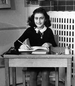 Anne Frank: German-born diarist and Holocaust victim
