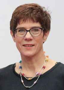 Annegret Kramp-Karrenbauer: German politician
