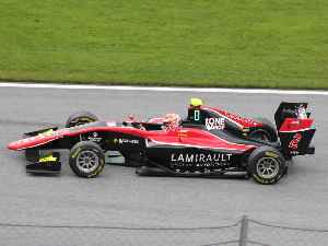 Anthoine Hubert: French racing driver