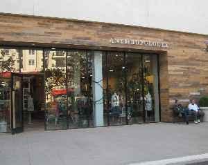 Anthropologie: American clothing retailer