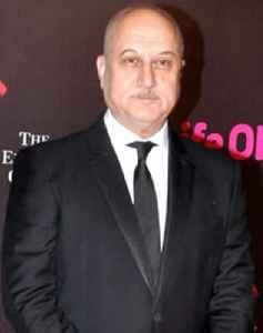 Anupam Kher: Indian actor
