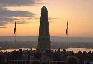 Anzac Day: National day of remembrance in Australia and New Zealand on 25 April