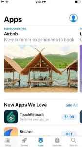 App Store (iOS): Digital application distribution platform for iOS